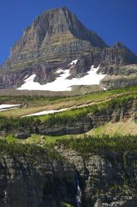 Mt. Clements, Glacier National Park, MT August, 2012 ©2012 Steve Sklar/Skysong Productions, Inc.